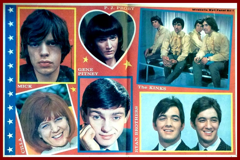 Sixties beat mick jagger pj proby the kinks cilla black gene mick jagger pj proby the kinks cilla black gene pitney paul and barry ryan altavistaventures Image collections
