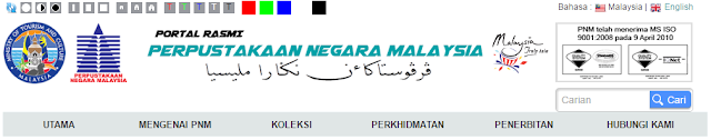 Rasmi - Jawatan Kosong (PNM) Perpustakaan Negara Malaysia Terkini 2019