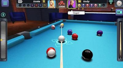 3D Pool Ball Mod Apk Terbaru Gratis untuk android