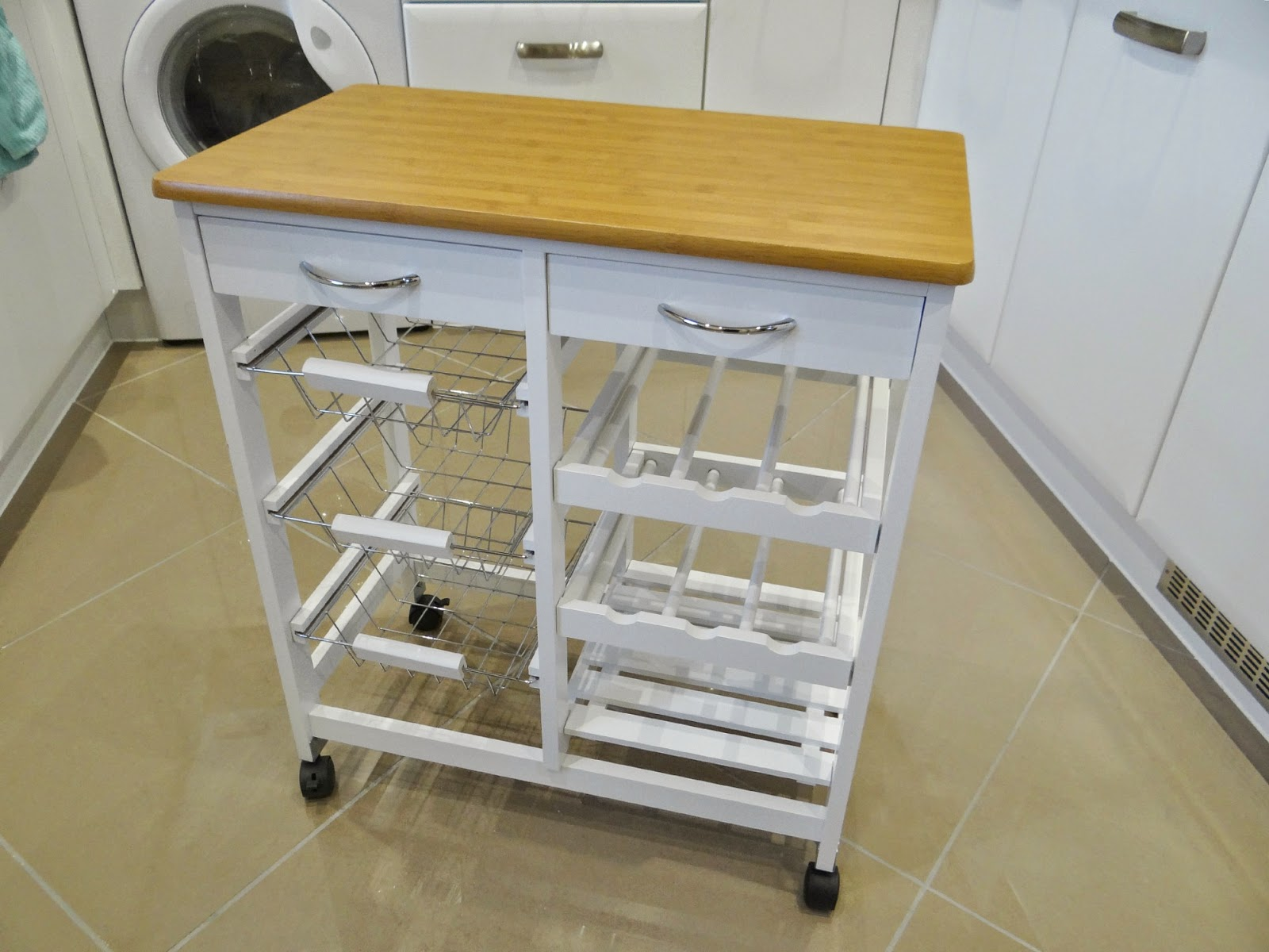 Kitchen Trolley, Trueshopping, Barbecue table