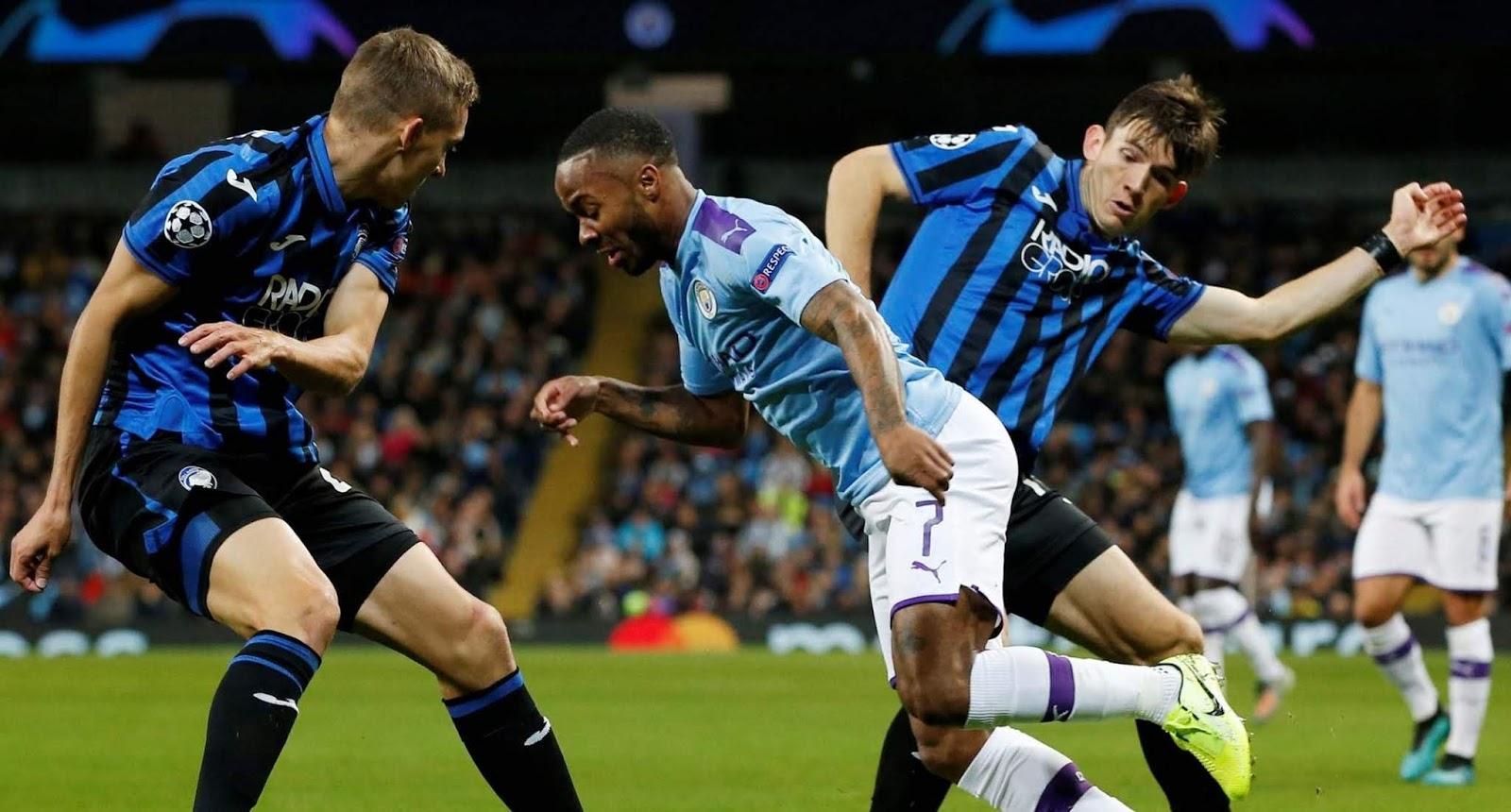 Prediksi Champions League Atalanta VS Manchester City 7 November 2019