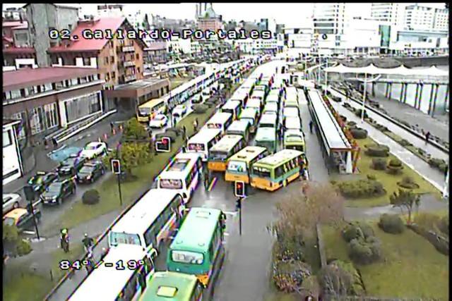 Seremi se refiere al Paro de buses urbanos de Puerto Montt