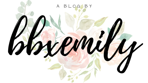 a blog by bbxemily