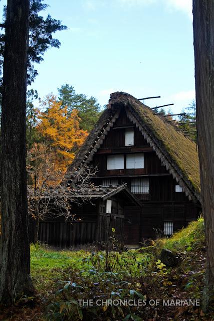 gassho zukuri house