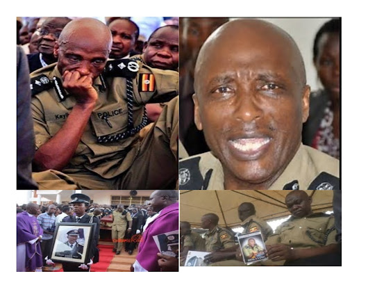 #Uganda's @IGPUganda @PoliceUg are lying that #Kaweesi killers have been apprehended and exposed