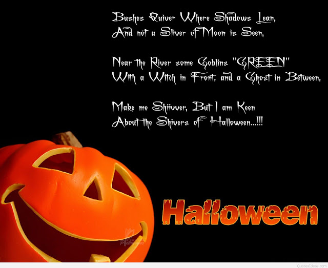{31 October} Happy Halloween (Pumpkin Day) Images Greetings SMS Poems Cards Wishes & Message