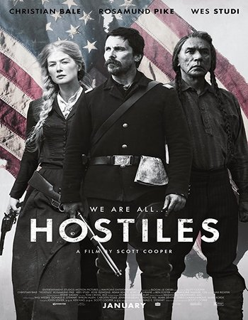Hostiles (2017) English 720p WEB-DL
