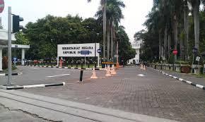 Alamat Kementerian Sekretariat Negara