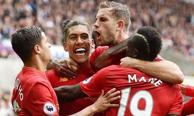 Na marra! Em jogo difícil, Liverpool consegue virada no País de Gales