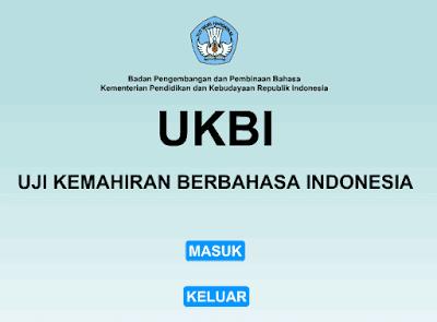 Contoh Soal (UKBI) Uji Kemahiran Berbahasa Indonesia
