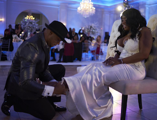 Papoose Wearing A Hat At His Wedding