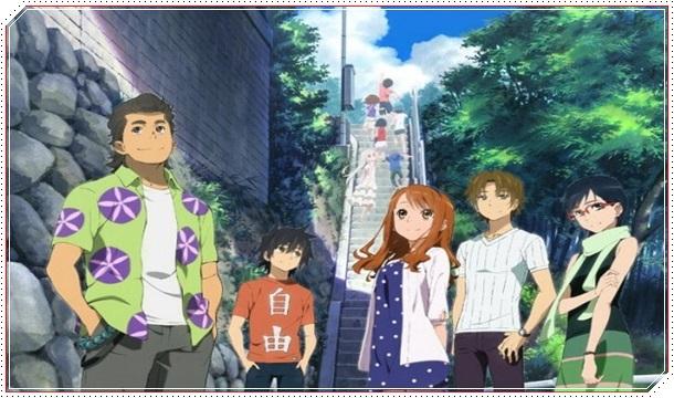 Ano Hi Mita Hana no Namae wo Bokutachi wa Mada Shiranai. Movie 1/1 MEGA 720p HD Ligero