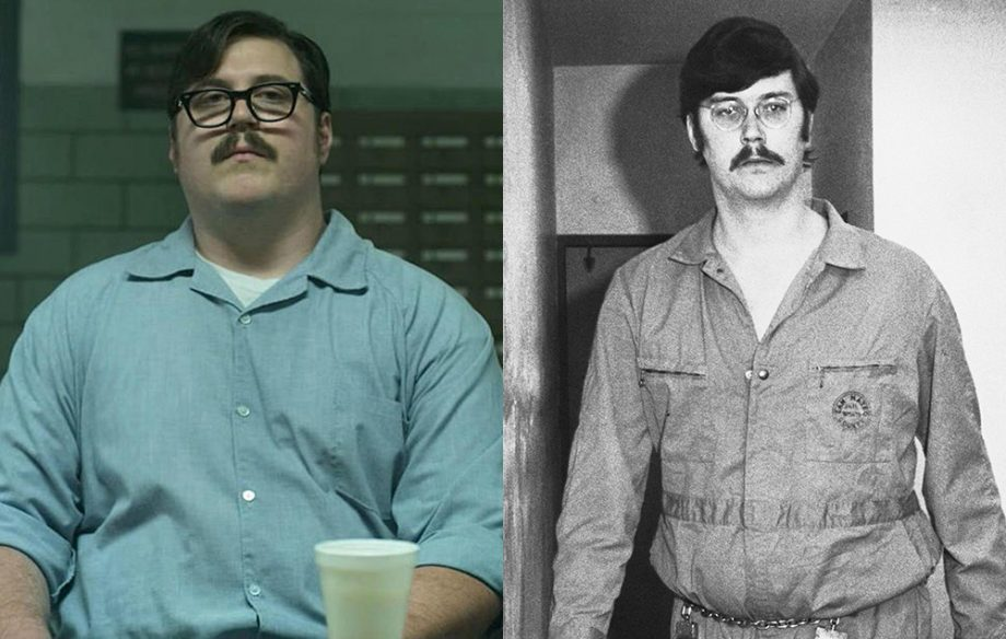 MINDHUNTER - actor, asesino real