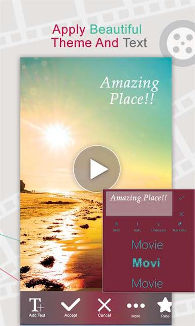 تحميل برنامج موفي ميكر ويندوز 10 Movie Maker : Free Video Editor