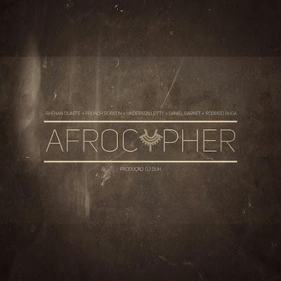 #ReferênciAna - AFROCYPHER vol. II
