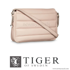 Crown Princess Victoria style TIGER OF SWEDEN Defernex Bag