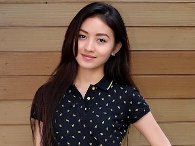 Natasha Wilona Artis Indonesia Paling Cantik dan populer 2016