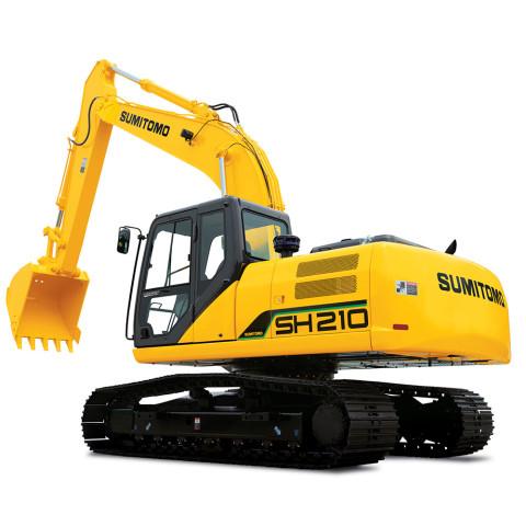 Sumitomo Excavators SH210 -5