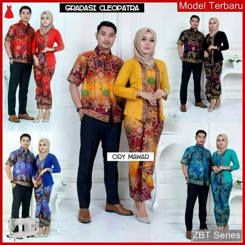 ZBT05109 Kebaya Batik Couple Lilit Cleopatra Indonesia BMGShop