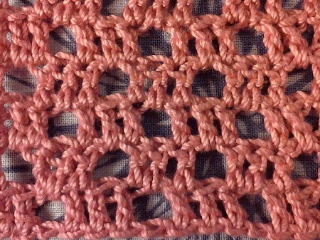 tutorial, how to, crochet, beginners, filet crochet, 3 DC filet, 3 dc, double crochet, charts, stitch, mesh