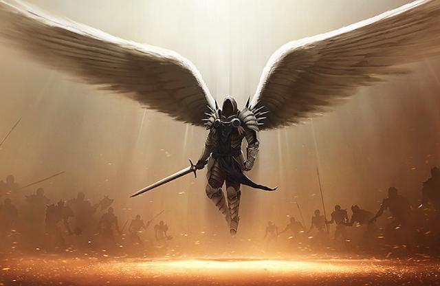 diablo 3 archange tyrael
