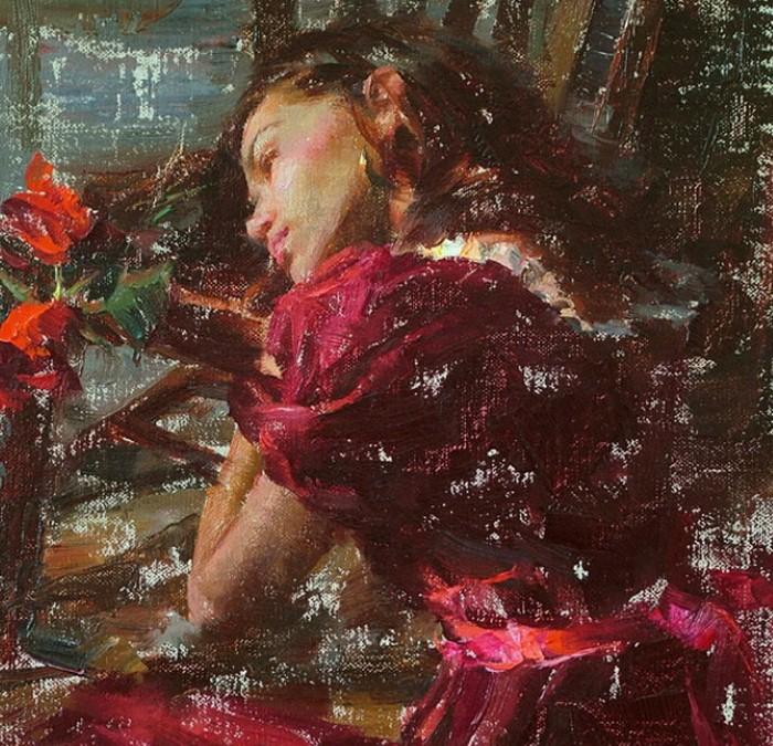 Современные художники Америки. Robert Coombs 9