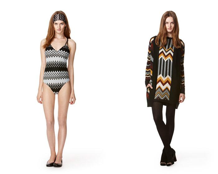 0ea5ed23596e First Look  Missoni for Target Ad Campaign and Collection