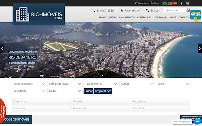 Imóveis Lançamentos Rio de Janeiro