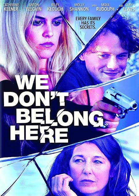 We Don\'t Belong Here