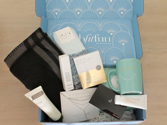 FabFitFun Winter 2017 Box
