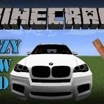 untitled Crazy BMW Car 1.4.7 Mod Minecraft 1.4.7