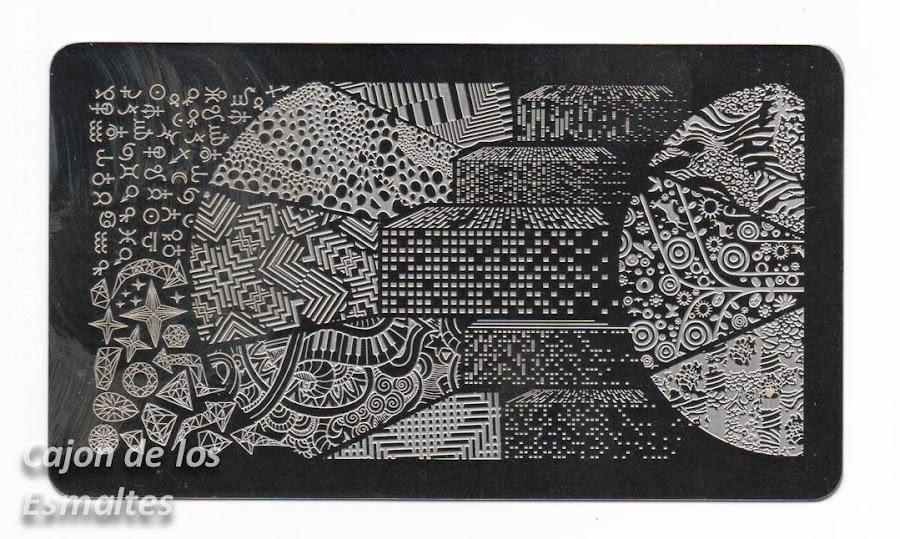 Placas Ejiubas - Franmendezg