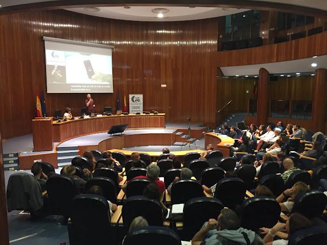 Conferencia de Emilio Ferreiro en el Congreso CNLSE 2017