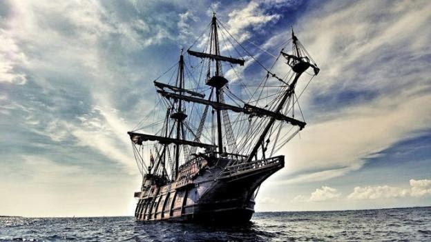 Rádio Poesia O Famoso Barco De Piratas Do Caribe Pérola