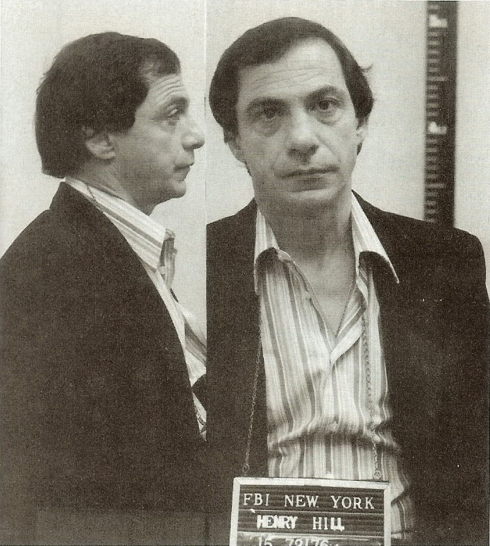 36 Amazing Historical Pictures. #9 Is Unbelievable - FBI mugshot of Henry Hill (1980)