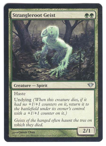 Magic the Gathering Adventures: Abilities: Haste, Undying
