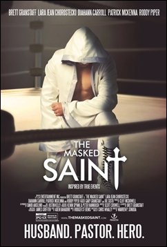 The Masked Saint (2016) Com Legenda Português