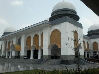 Nuruh Hikmah Mosque-Bekasi