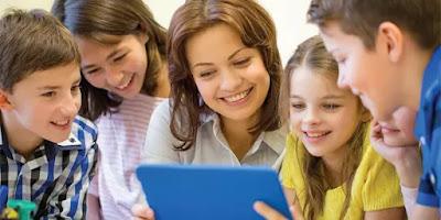 Cara Mendidik Anak Biar Sukses Di Sekolah