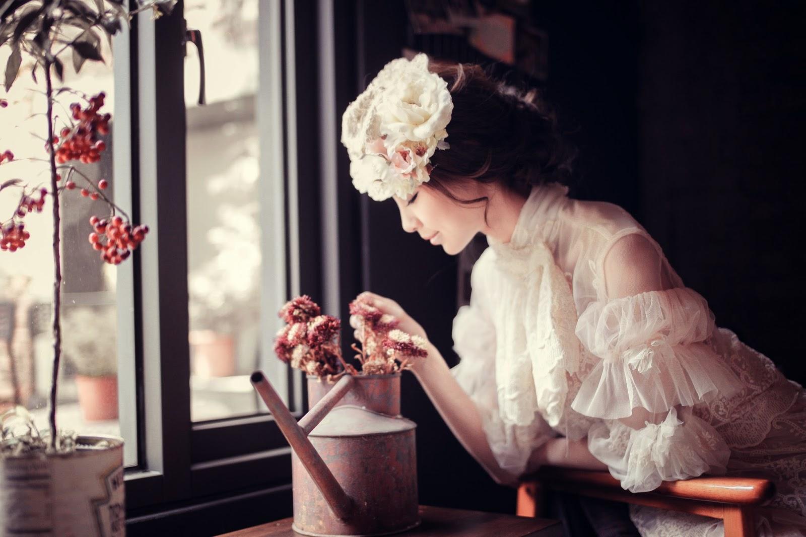 工業古典蕾絲風格 | Ms.Ribbon 芮本小姐婚紗