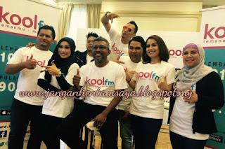 Kool FM lebih baik daripada Sinar FM dan Suria FM