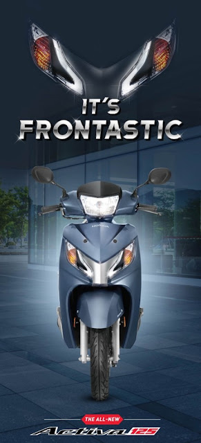 Honda new activa 125 2017 India launch