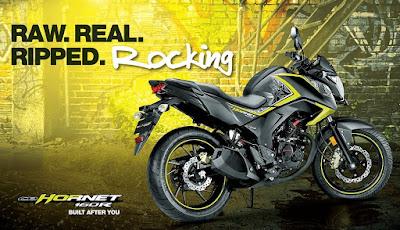 New 2016 Honda CB Hornet 160R image