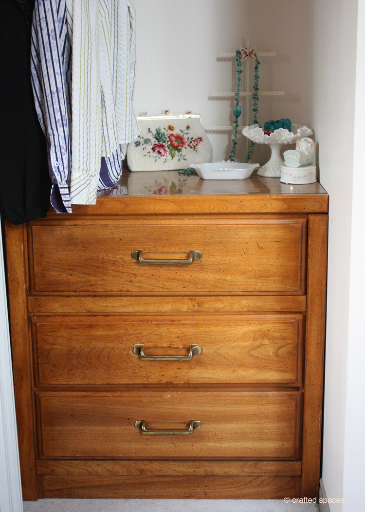 Crafted Spaces Home Organization Challenge Closets