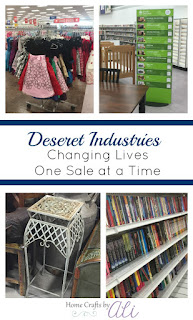 Deseret Industries Thrift Store changes lives of employees