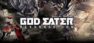 Download Game GOD EATER Resurrection PC