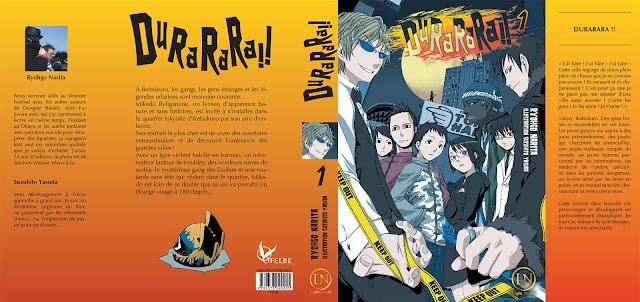 Durarara !!, Actu Light Novel, Light Novel, Ryohgo Narita, Suzuhito Yasuda, Ofelbe,