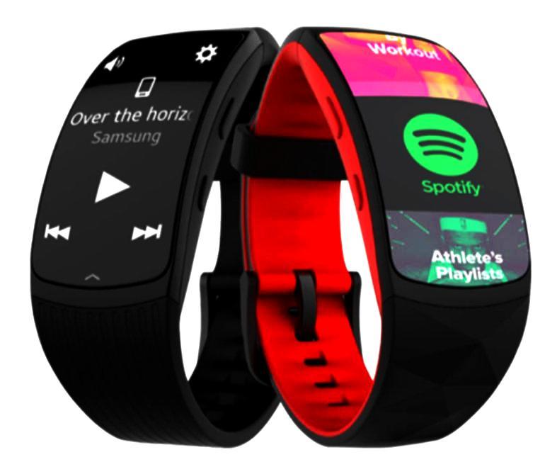 Samsung to dispatch Gear Fit 2 Pro smartband with swim ...