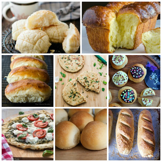 Bread Box Round Up - 15 fabulous bread recipes from your favorite food bloggers