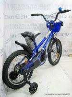2 Sepeda Anak Nakita NB1602 Sport BMX Leisure